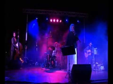 Nilza Costa live@Pescasseroli (AQ), Italy, 17/08/2014 – Full Concert
